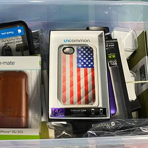 Lot # 360 - NEW in box - Phone Cases and Accessories