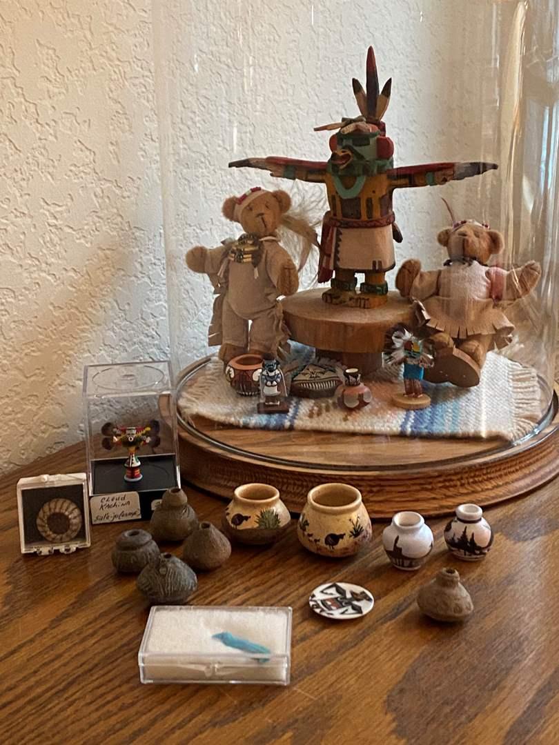 Lot # 371 - Indian Themed Miniatures  (main image)