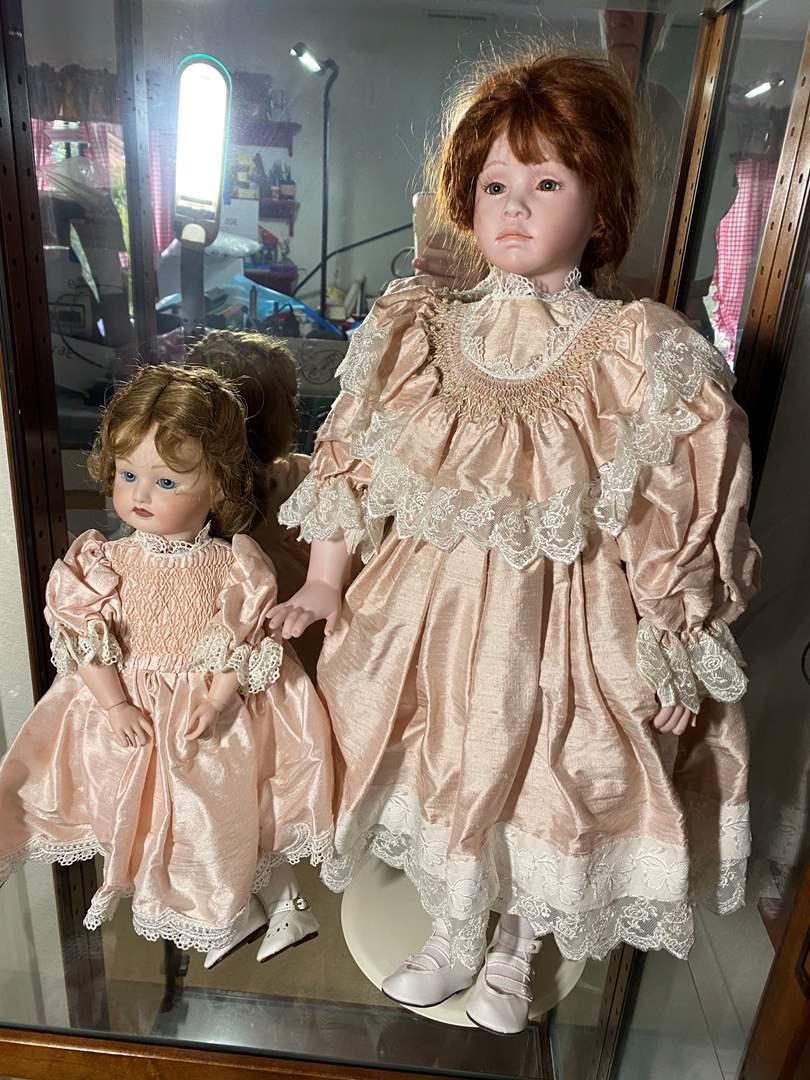 Lot # 389 - Vintage Dolls (main image)