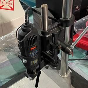 Lot # 392 - Craftsman Drill Press and Fan