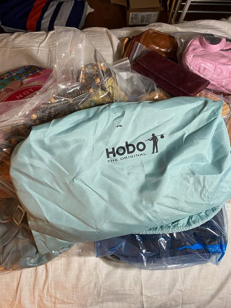 Lot # 397 - 10 Purses Including Hobo Brand (main image)