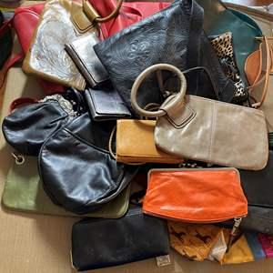 Lot # 458 - Purses - Including 9 Hobo Bags