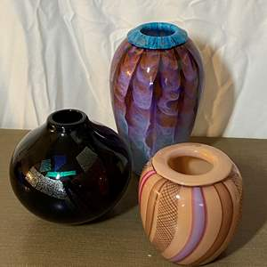 Lot # 472 - Harmony, CA Glass Pieces
