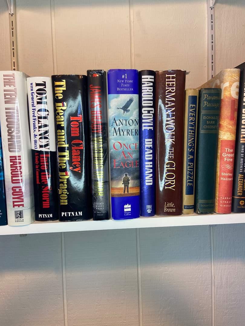 Lot # 497 - Books (main image)