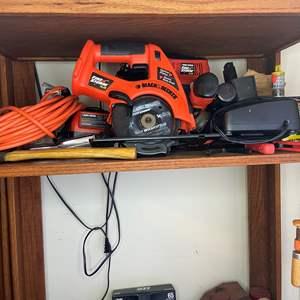 Lot # 499 - Tools