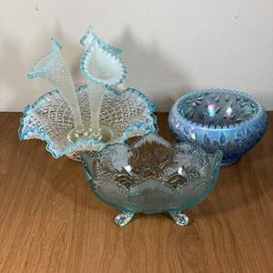 Lot # 628 - Collectable Vintage Glass