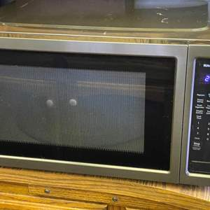 Lot # 643 - Microwave by KitchenAid