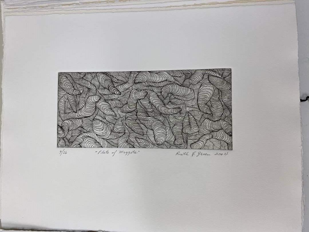 """Lot # 46 - """"Artist Proofs"""" Etchings by various Artist - Signed & Numbered - Exceptional Quality (main image)"""