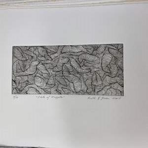 """Lot # 46 - """"Artist Proofs"""" Etchings by various Artist - Signed & Numbered - Exceptional Quality"""