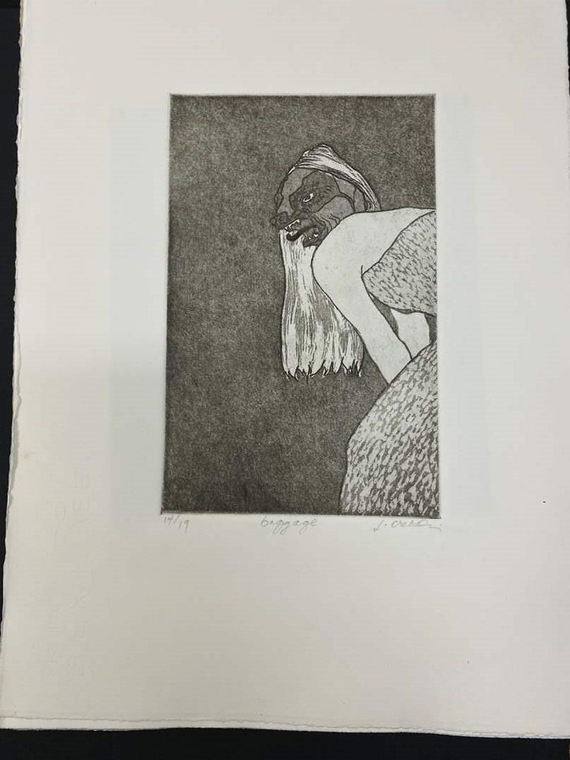 """Lot # 50 - """"Artist Proofs"""" Etchings Signed & Numbered - by various Artist - Exceptional Quality (main image)"""