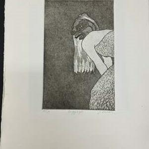 """Lot # 50 - """"Artist Proofs"""" Etchings Signed & Numbered - by various Artist - Exceptional Quality"""