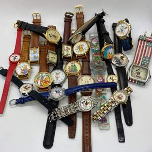Lot # 98 - Disney Watches