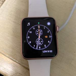 Lot # 100 - Apple Watch - Rose Gold - 42mm Case w/Charger
