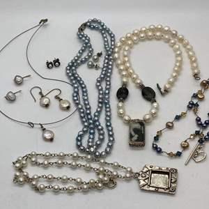 Lot # 131 - Silver 925 Jewelry
