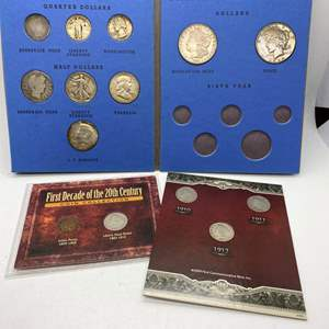 Lot # 423 - Various US Coins