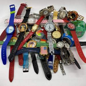Lot # 425 - 30 Watches