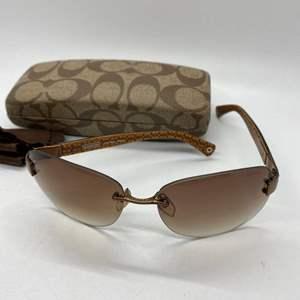 Lot # 432 - Coach Sunglasses - Scratch-free