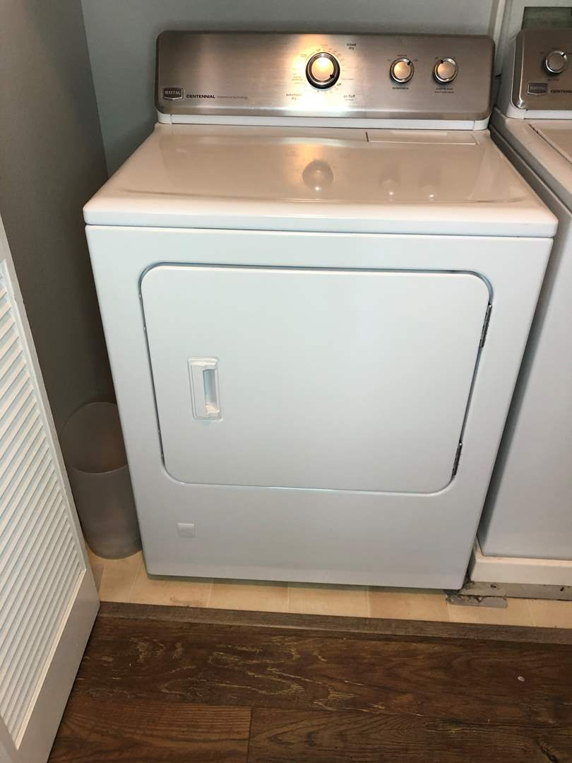 Lot # 24 - Maytag Gas Dryer - New Coils - Commercial Technology (main image)