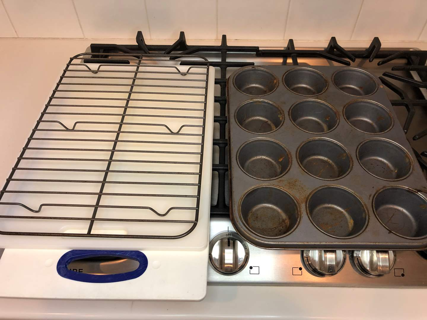 Lot # 32 - Kitchen Items - Baking Pans, Muffin Pan, Cutting Boards and More  (main image)