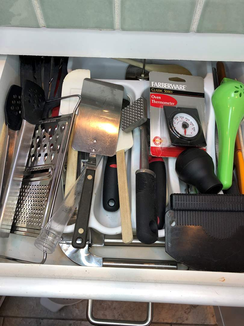Lot # 42 - More Kitchen Utensils  (main image)