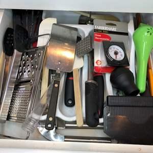 Lot # 42 - More Kitchen Utensils