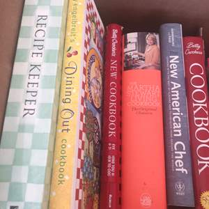 Lot # 73 - Cook Book Library