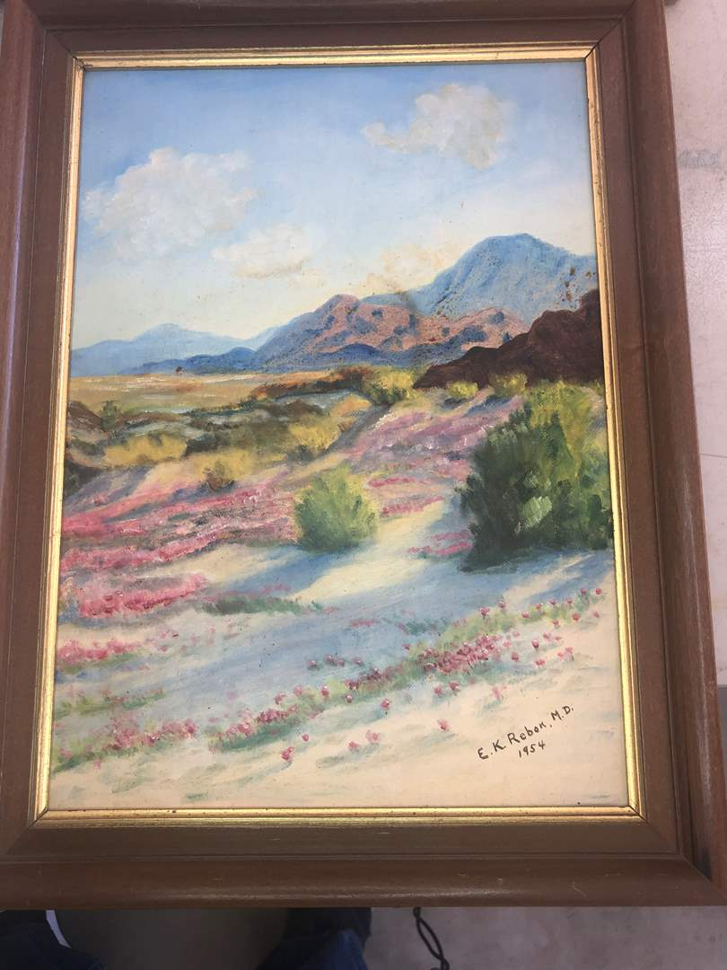 Lot # 80 - James Peter Cost and Other Works Of Art   (main image)