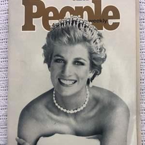 Lot # 95 - Princess Diana People Magazine Collectible