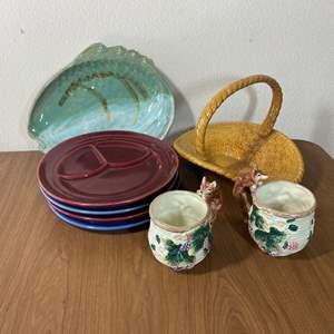 Lot # 606 - Vintage Pottery