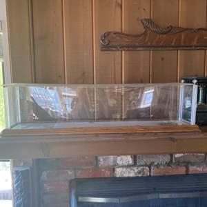 Lot # 652 - Two Custom Plexi Display Boxes