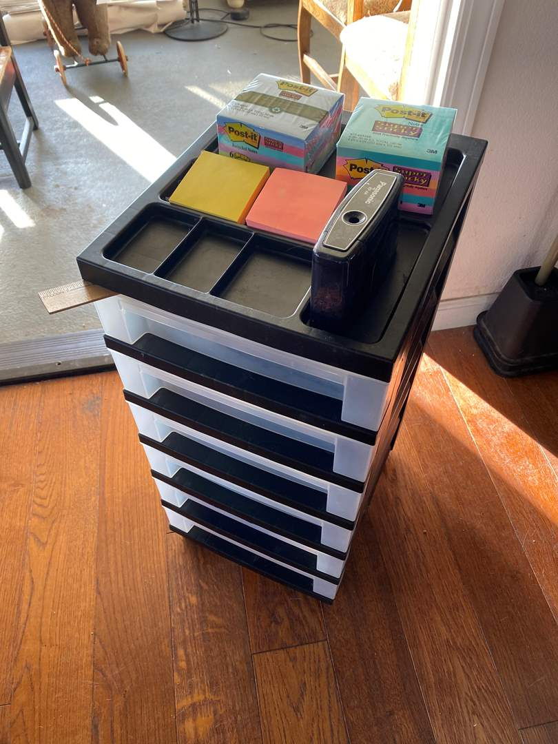 Lot # 692 - Office Caddy Full (main image)