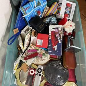 Lot # 703 - Bucket of Misc Goods