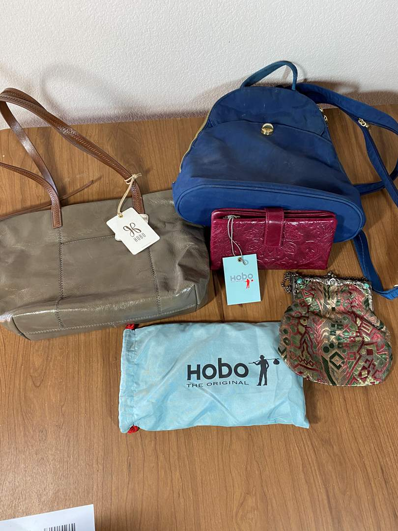 Lot # 704 - Hobo Bags & Others (main image)