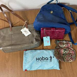 Lot # 704 - Hobo Bags & Others