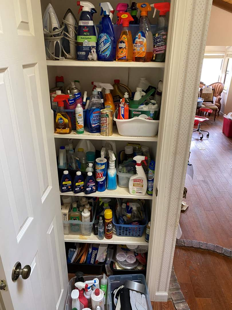 Lot # 716 - Cleaning Supplies (main image)