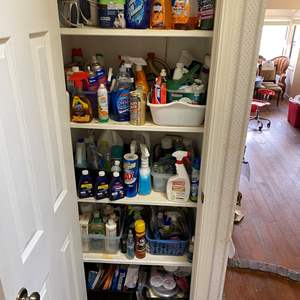 Lot # 716 - Cleaning Supplies