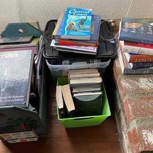 Lot # 727 - Wide Variety of Books