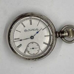 Lot # 435 - Century Elgin Pocket Watch