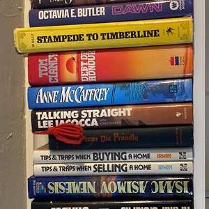 Lot # 452 - Hardback Books