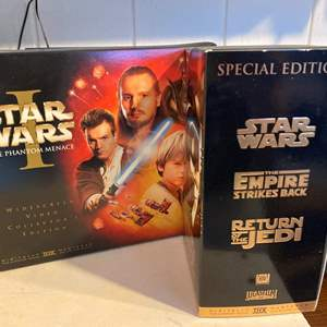 Lot # 492 - Star Wars Collector Sets and Other Movies