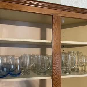 LOT # 17 - Glassware/Mugs