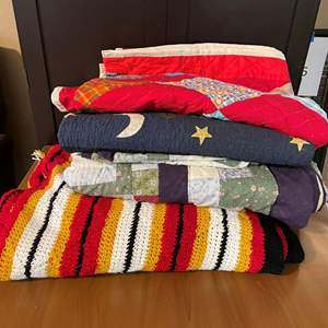 LOT # 69 - Quilts
