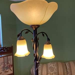 Lot # 8 - Floor Lamp