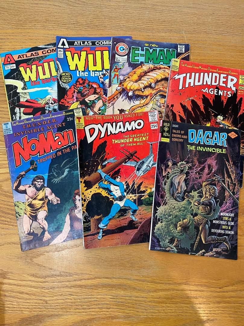 Lot # 14 - Comics (main image)