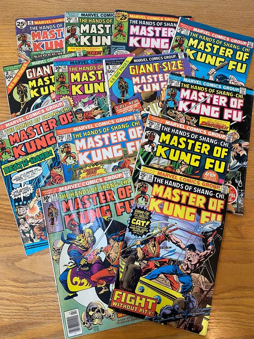 Lot # 15 - Comics (main image)