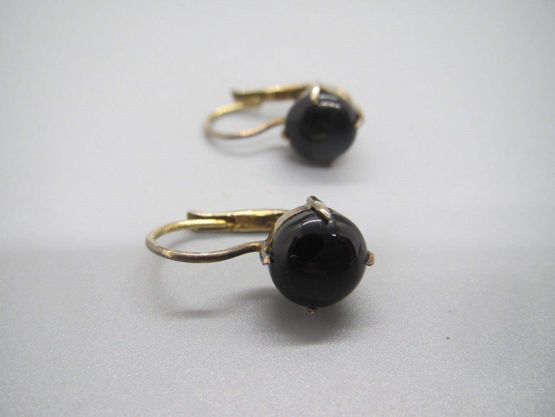 Lot # 122 - Earrings w/Semi-precious Stones (5 pairs) (main image)