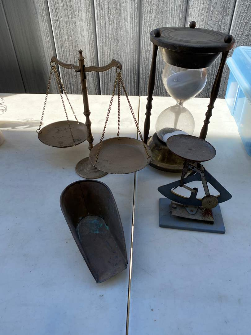 Lot # 25 - Measure, Weight & Time Everything You Need! (main image)