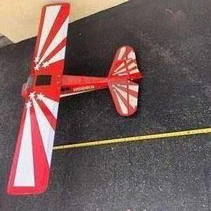 Lot # 106- RC Airplanes, Car,  gliders, RC Parts & accessories