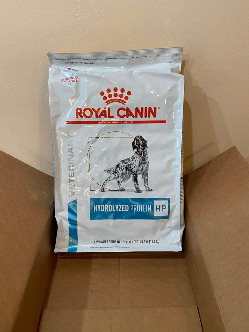 Lot # 159  - NEW UNOPENED Royal Canin Dog Food (main image)