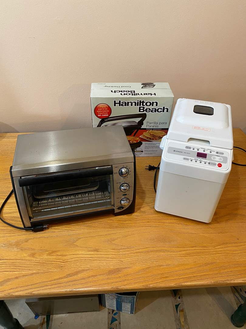 Lot # 178 - Small Appliances - Scouts Pack 214 Fund Raiser (main image)